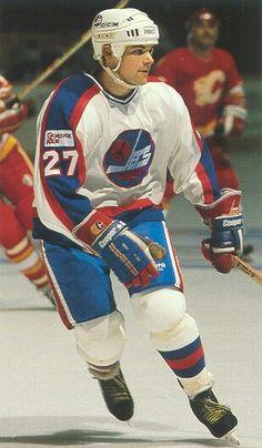Teppo Numminen of Finland, (Winnipeg Jets Phoenix Coyotes Dallas Stars Buffalo Sabres Jets Hockey, Women's Hockey, Ice Hockey Teams, Vancouver Canucks, Buffalo Sabres, Dallas, Nfl Fans, Phoenix Coyotes, National Hockey League