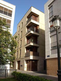 34 viviendas de VPP en Valencia - Fernando Vegas López-Manzanares, Camilla Mileto