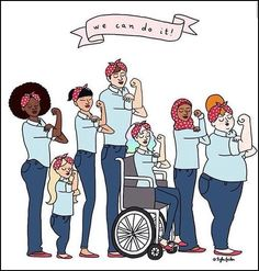 You can't have feminism without intersectionality. All though the majority or women in this picture are white, an attempt at intersectionality is always appreciated. Via: feminist. Who Runs The World, Change The World, Girls Run The World, Religion, Feminist Af, Feminist Quotes, Intersectional Feminism, Patriarchy, Illustrations