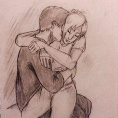 Eren Jaeger/Jäger/Yeager x Annie Leonhardt/Leonhart   EreAni / ErenAnnie / Erennie   Titan Shifters   Attack on Titan/Shingeki no Kyojin AoT/SnK   Anime manga couple   OTP