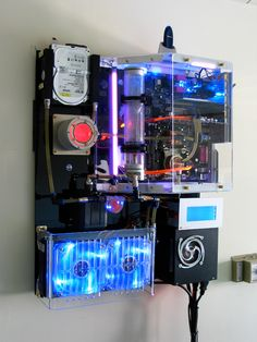 wall mounted pc - Google Search