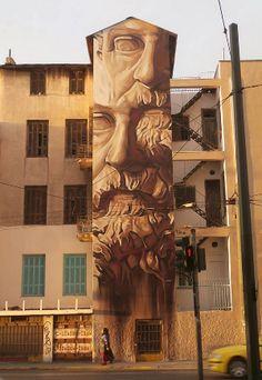 13ος Όροφος: Η Τέχνη του Δρόμου στην Αθήνα