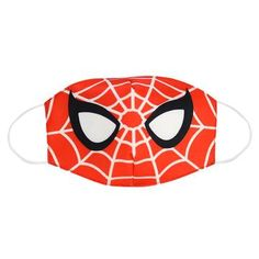1 Piece Kids Anti Pollute Face Guard Mouth Cover Anti-Haze And Anti-Fog Safety Spiderman Face, Sewing Crafts, Sewing Projects, Pollen Allergies, Halloween Birthday, Mouth Mask, Mask For Kids, Mask Design, Christmas Projects