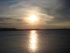 Dun Laoghaire Lighthouses, Dublin, Sea, Celestial, Sunset, Outdoor, Outdoors, The Ocean, Sunsets