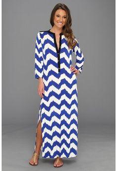 Tbags Los Angeles Long Tunic Dress with Mandarin Collar VA6 Print Apparel T-Bags