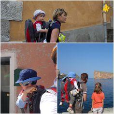 Sac à dos porte-bébé pour voyager avec bébé - http://www.voyagesetenfants.com/comment-porter-bebe-en-voyage-ou-lors-de-vos-sorties-familiales
