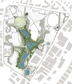 Galeria de Projeto de Reutilização da Água do Sydney Park / Turf Design Studio, Environmental Partnership, Alluvium, Turpin+Crawford, Dragonfly and Partridge - 19