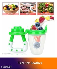 Baby Wellness rendy Baby Teether Soother Product Name: Baby Teether Soother Product Type: Teether Soother Material: Silicone Size: Age Group (0 Months - 3 Months) - 10 in Age Group (3 Months - 6 Months) - 12 in Age Group (6 Months - 12 Months) - 14 in Type: Teether Soother Description: It Has 1 Piece Of  Baby Teether Soother Country of Origin: India Sizes Available: Free Size *Proof of Safe Delivery! Click to know on Safety Standards of Delivery Partners- https://ltl.sh/y_nZrAV3  Catalog Rating: ★4.3 (2067)  Catalog Name: Free Gift Trendy Baby Teether Soother CatalogID_826035 C51-SC1666 Code: 351-5529224-