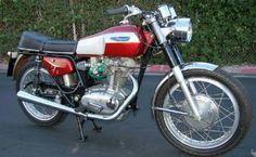 1969 Ducati 350 Desmo Mk3