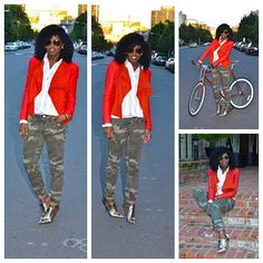 Today's Post! A relaxed evening for a bike ride...