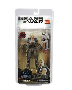 NEW NECA GEAR OF WARS  LOT OF 3 EPIC GAMES 3 3//4 INCHES ACTION FIGURE