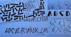 Cursus calligraphique : Capitales bâton à la plume palette et au colapen Palette, Arabic Calligraphy, Images, Calligraphy, Feather, Letters, Search, Pallets, Arabic Calligraphy Art