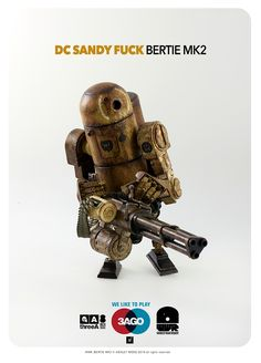 3A - 3AGO BERTIE MK2 WAVE ONE AVAILABLE NOW!