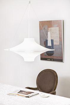 Home of good light Lamp Bases, Scandinavian Design, Scandinavian Interiors, Accent Colors, Pendant Lamp, Lamp Light, Light Fixtures, Sweet Home, New Homes