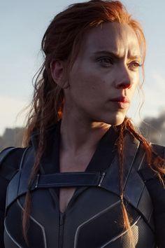 Scarlett Johansson in Black Widow (2021) Movie Wallpaper