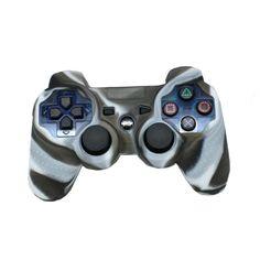 ΠΡΟΣΤΑΤΕΥΤΙΚΟ ΚΑΛΥΜΜΑ ΓΙΑ ΧΕΙΡΙΣΤΗΡΙΑ PS3 ARMY Playstation, Console, Consoles