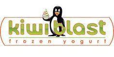 kiwiblast frozen yogurt bakersfield - Google Search Shop Logo, Frozen Yogurt, Logos, Google Search, Logo