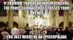 Episcopal Church Memes  #episcopal www.facebook.com/EpiscopalChurchMemes