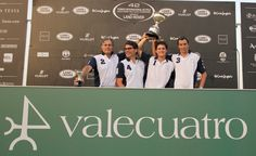 Kaptive Leones campeones de la Copa de Plata en Mediano Handicap.  #PoloSotogrande