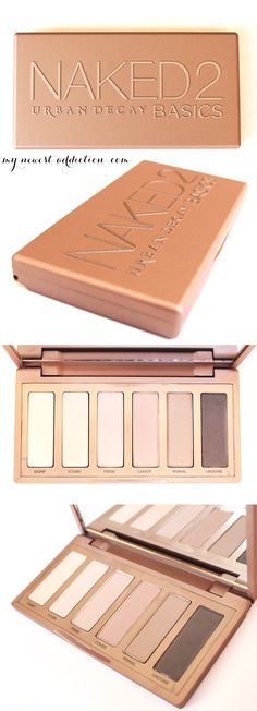 Urban Decay Naked Basics 2 - My Newest Addiction Beauty Blog