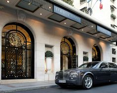 Four Seasons Hotel George V Paris - August 1999