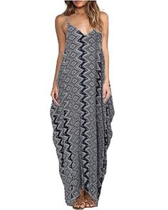 Buy from us Maxi Dresses Sleeveless Straps V-Neck Print Beach Dress Plus  Size. Get a discount for the entire collection Women s Maxi Dresses . Buy  more . 0bc180845773