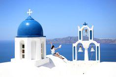 The Tia Fox A Guide to Santorini Oia Thira Fira 203