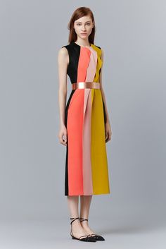 LOOK | 2015 PRE-FALL COLLECTION | ROKSANDA ILINCIC | COLLECTION | WWD JAPAN.COM