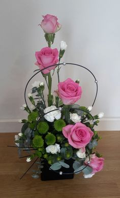 Resultado de imagen de modern arrangement for mother's day