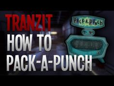 9e5f1ef44e5 Black Ops 2 Zombies  How to Pack-A-Punch on