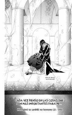 Manga The Princess and The Three Beast- - Himegimi to Sanbiki no Kemono Capítulo 5 Página 64