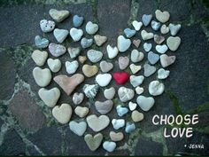 Choose LOVE  ༺ ♥ ༻