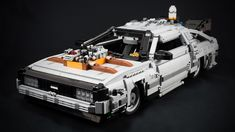 """LEGO - Back to the future / Delorean"" by seter82: Pimped from Flickr"