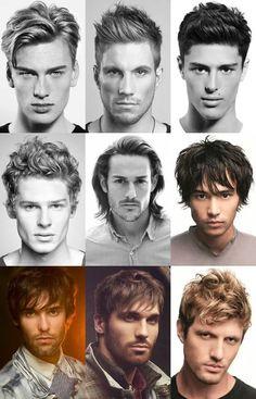 Corte de cabello de hombres