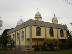 Igreja ucrania de Rebouças