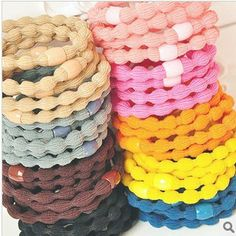 0.75 euro incl shipping Min.order is $10(Mix order) Free shipping 2013 Fashion Trendy Headwear Jewelry Colorful Elastic Headbands For Women-in Hair Accessories from...