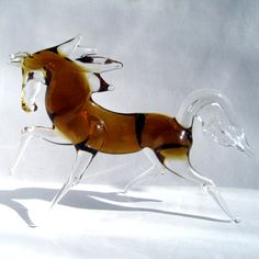 The Art Of Hand Blown Glass Figurines | Realistic figurines