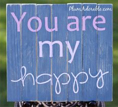 DIY: Love Palettes With Valentine�s Quotes