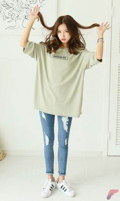 70 Beauty Look Korean Kpop Ulzzang Summer Fashions https://fasbest.com/70-beauty-look-korean-kpop-ulzzang-summer-fashions/
