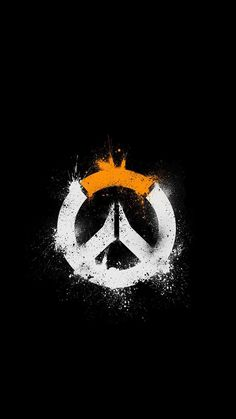 1920 x 1080 Overwatch-Logo HD - Tapete für 2018 und 2019 Overwatch Mobile Wallpaper, Overwatch Wallpapers, Mobile Wallpaper Android, Overwatch Logo, Overwatch Tattoo, Sea Wallpaper, Computer Wallpaper, Soldier 76, Gaming Wallpapers