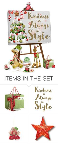"""""""Kindess"""" by theonly-queenregina ❤ liked on Polyvore featuring art"""