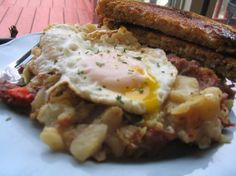 September 27: Corned Beef Hash Day | Little Rooster's Cafe Corned Beef Hash