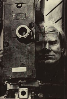 """""""If you want to know all about Andy Warhol, just look at the surface of my paintings and films and me, and there I am. There's nothing behind it."""" —Andy Warhol"""