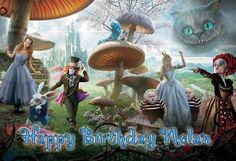 Alice the movie Poster