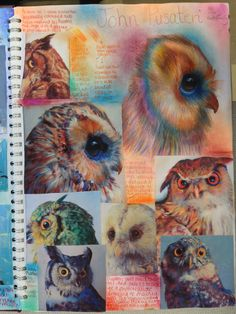 – A Level Art Sketchbook - Water A Level Art Sketchbook, Textiles Sketchbook, Sketchbook Layout, Sketchbook Inspiration, Sketchbook Ideas, Artist Sketchbook, Animal Drawings, Drawing Animals, Hair Drawings