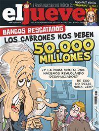 EL JUEVES nº 2051 (14-20 setembro 2016)