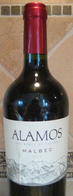 Alamos Malbec 2010