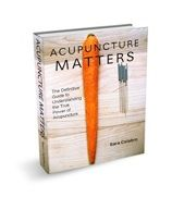 Are you ready to find out once and for all how acupuncture really works—in the real world, on real people?   Acupuncture Matters has the answer.