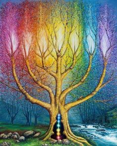 """A society grows great when old men plant trees whose shade they know they shall never sit in.""  ~Greek Proverb l Artist ~ David Mateu"