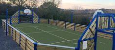 Ballbinge-multi arena Aktiv, Tennis